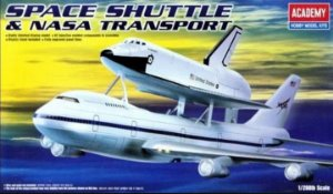 Academy - Space Shuttle & NASA Transport - 1/288