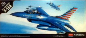Academy - U.S. Air Force F-16A - 1/72