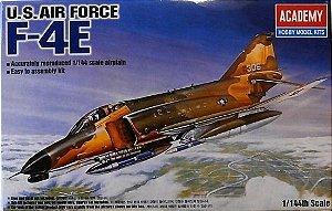 Academy - U.S. Air Force F-4E Phantom II - 1/144