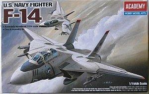 Academy - U.S. Navy Fighter F-14 - 1/144
