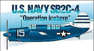 "Academy - U.S. Navy SB2C-4 ""Operation Iceberg"""