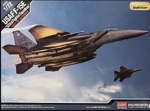 """Academy - USAF F-15E """"333rd Fighter Squadron"""" (Modleer's Edition) - 1/72"""