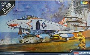 "Academy - USN F-4B ""VF-111 Sundowners"" - 1/48"