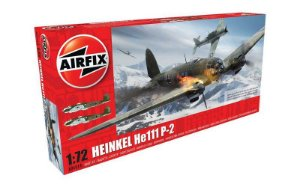 AIRFIX -  - HEINKEL HE. 111 P2 - 1/72