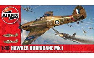 AIRFIX - - HAWKER HURRICANE MK.I - 1/48
