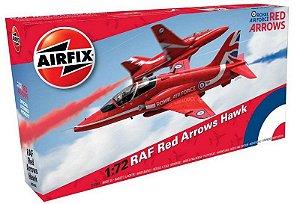 AIRFIX - BAE RED ARROWS HAWK - 1/72