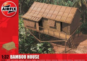 AIRFIX - BAMBOO HOUSE - 1/32