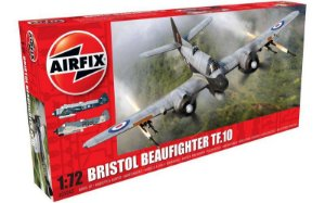 AIRFIX - BRISTOL BEAUFIGHTER TF.10 - 1/72