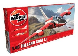 AIRFIX - FOLLAND GNAT - 1/48