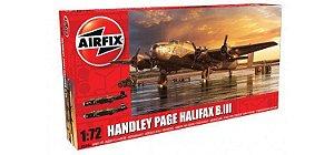 AIRFIX - HANDLEY PAGE HALIFAX B MkIII  - 1/72
