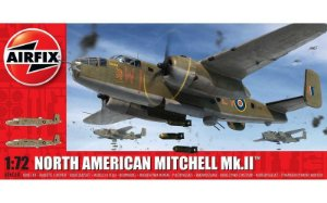 AIRFIX - NORTH AMERICAN MITCHELL MK.II - 1/72