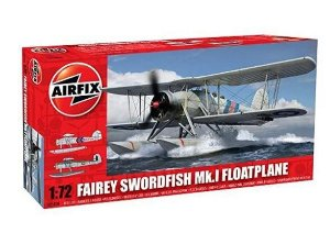 AIRFIX - SWORDFISH FLOATPLANE - 1/72