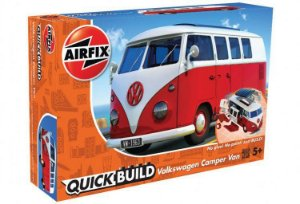 AIRFIX QUICK BUILD - VW CAMPER