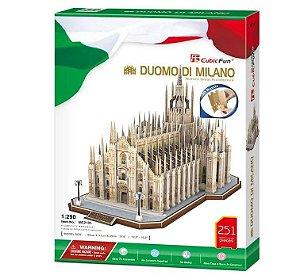 CUBICFUN - DUOMO DI MILANO (ITALY) - PUZZLE 3D
