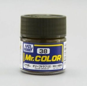 Gunze - Mr.Color 038 - Light Blue (Semi-Gloss)