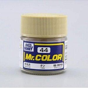 Gunze - Mr.Color 044 - Tan (Semi-Gloss)
