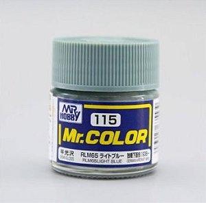 Gunze - Mr.Color 115 - RLM65 Light Blue (Semi-Gloss)