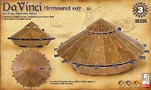Academy - Da Vinci Armoured Car