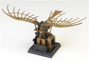 Academy - Da Vinci's Flying Machine