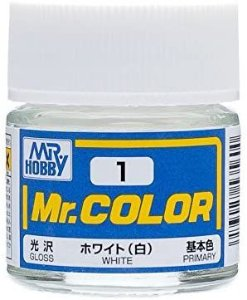 Gunze - Mr.Color 001 - White (Gloss)