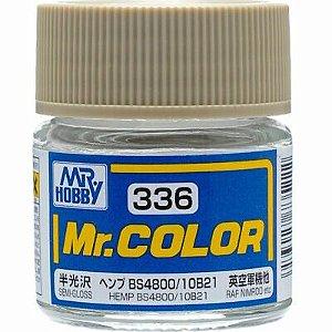Gunze - Mr.Color 336 - HempBS4800/10B21 (Semi-Gloss)
