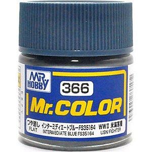 Gunze - Mr.Color 366 - INTERMEDIATE BLUE FS35164 (Flat)