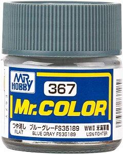 Gunze - Mr.Color 367 - BLUE GRAY FS35189 (Flat)