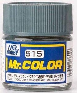 "Gunze - Mr.Color 515 - FADED GRAY ""BLASSGRAU"" (Flat)"
