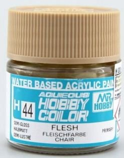 Gunze - Aqueous Hobby Colors 044 - Flesh (Semi-Gloss)