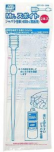Gunze - Mr. Dropper Super Long Size - Seringa para thinner