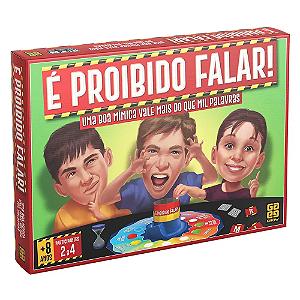 GROW É PROIBIDO FALAR