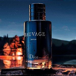 Sauvage Dior Parfum Masculino