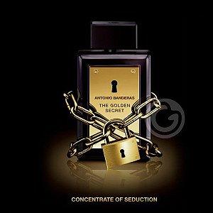 The Golden Secret Antonio Banderas Eau de Toilette Masculino