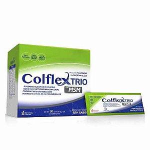 Colflex Trio com MSM 30 saches