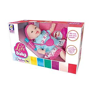 Boneca Bebê Doutora - Cotiplás
