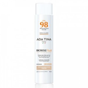 ADA TINA BIOSOLE FLUID FPS98 MEDIO CLARO 40ML