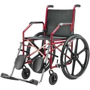 Cadeira de Rodas Jaguaribe Com Pé Eleváveis 1012