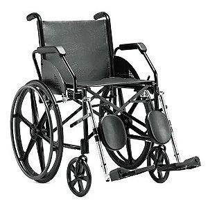 Cadeira de Rodas Com Elevação de Pernas Jaguaribe 1016
