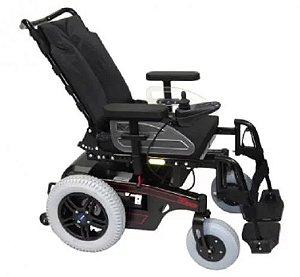 Cadeira de Rodas Motorizada B400 42 Preta - Ottobock