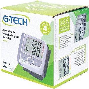 Aparelho De Pressão Digital De Pulso Gp3Oo G-Tech