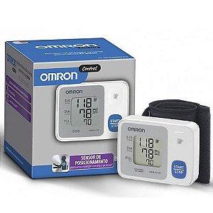 Aparelho De Pressão Digital Pulso Hem-6124-Br Omron