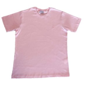 Camiseta Básica Rosa