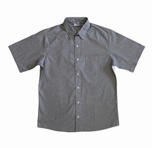 Camisa Cinza Escuro