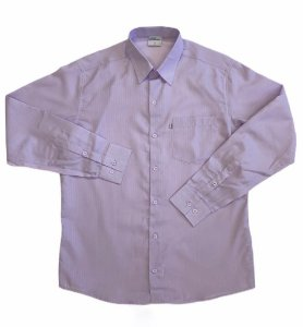 Camisa Maquinetada Lilás