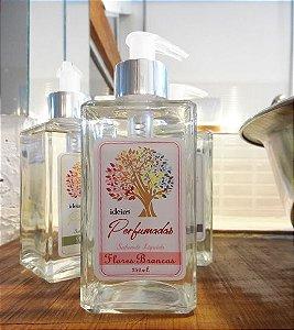 Sabonete Líquido | Flores Brancas| 250 ml