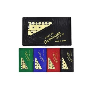 DOMINO OSSO DOMINOES GROSSO 28 PCS
