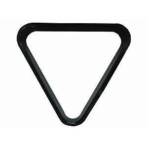 Triangulo em Plástico para Bolas de Sinuca/Bilhar até 54mm
