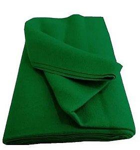 Tecido Pura Lã Thais 106 Verde - Para Mesas de Sinuca - Largura 1,60m