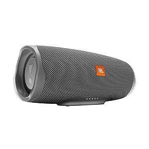 Caixa de Som JBL Charge 4 Bluetooth Cinza