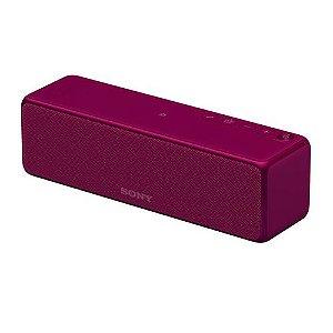 Caixa de Som Speaker Sony SRS HG1 - Bordeaux Pink